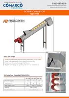 Screw Conveyor VTP
